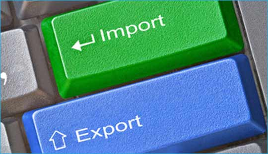 Mass Export & Re-Import